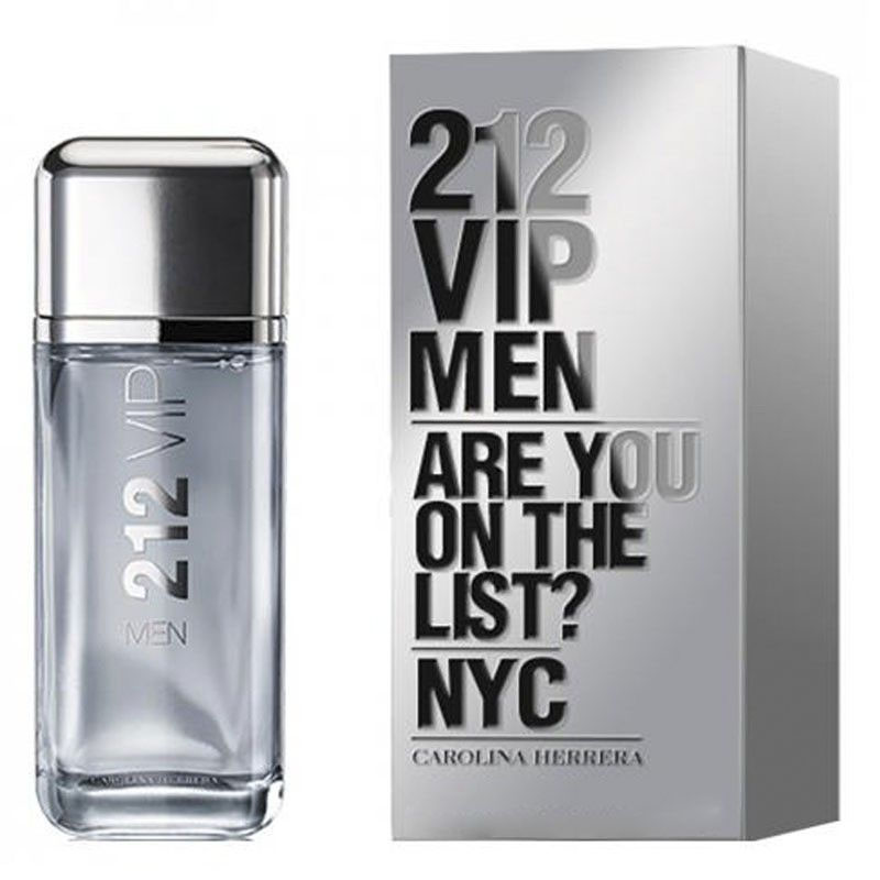 212 Vip Men De Carolina Herrera Eau De Toilette