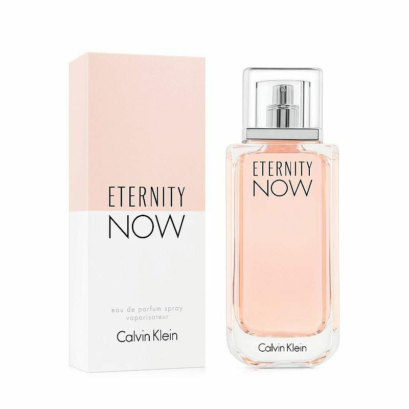 Eternity Now For Women Calvin Klein Eau De Parfum Feminino