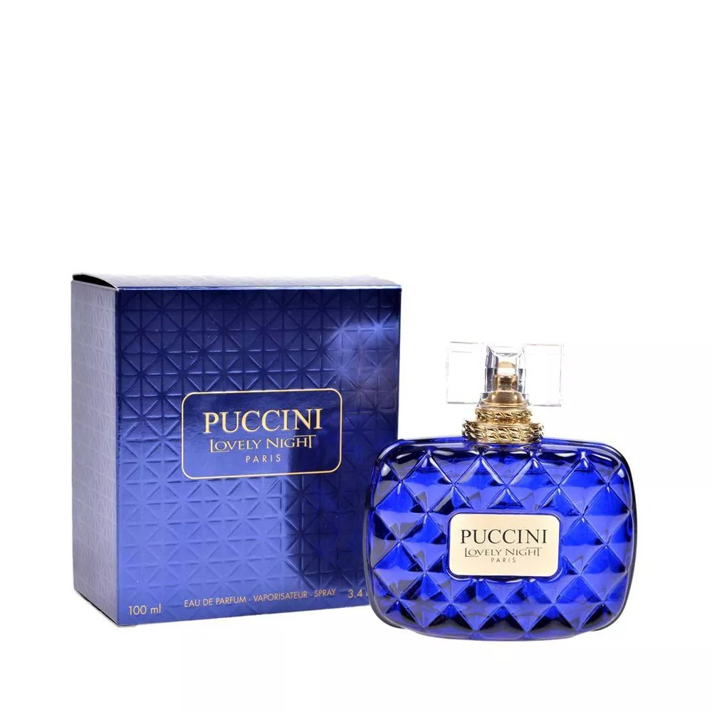 Puccini Lovely Night Paris Eau De Parfum Feminino