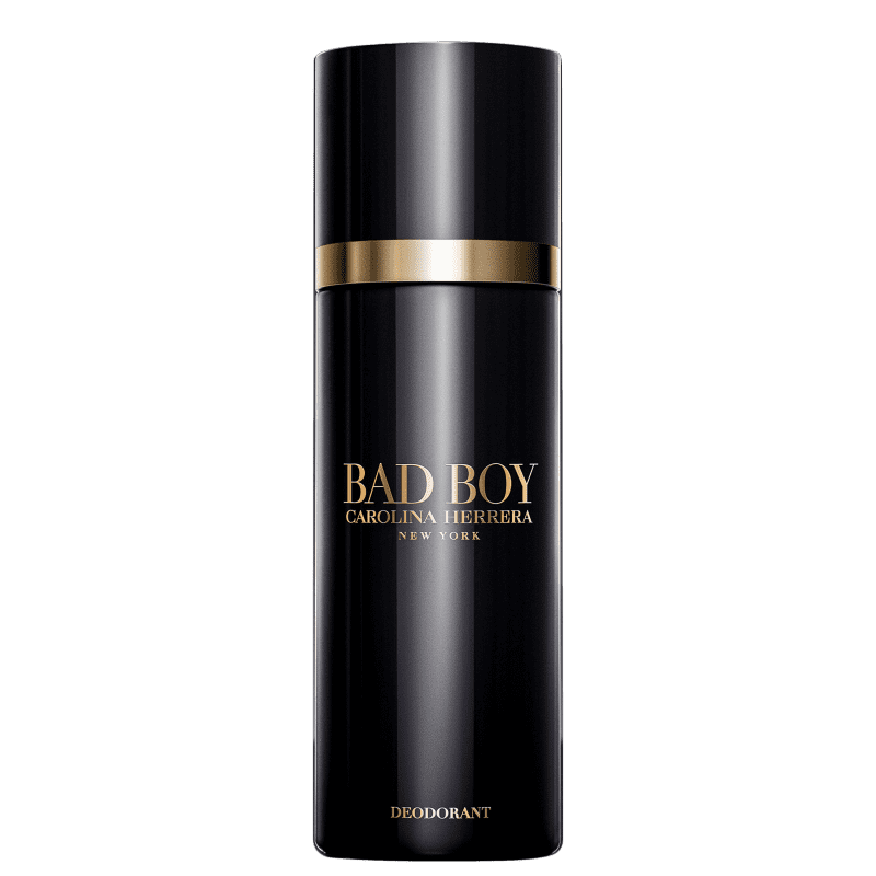 Bad Boy Carolina Herrera – Desodorante Masculino 100ml