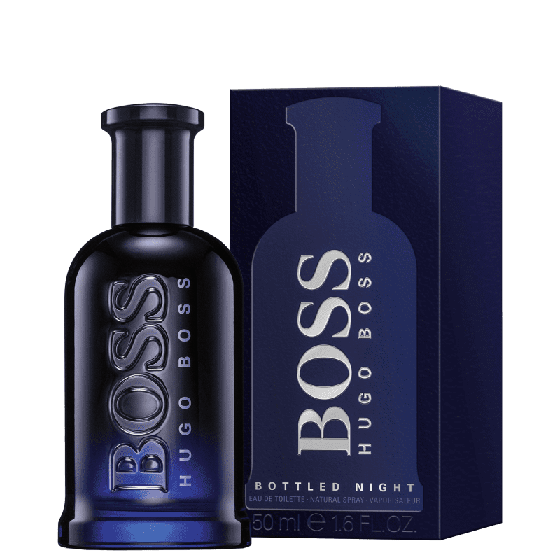 Boss Bottled Night Hugo Boss Eau De Toilette 100ml