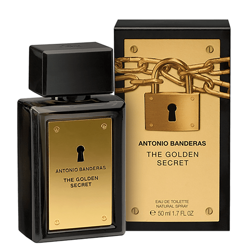 Antonio Banderas The Golden Secret 200ml