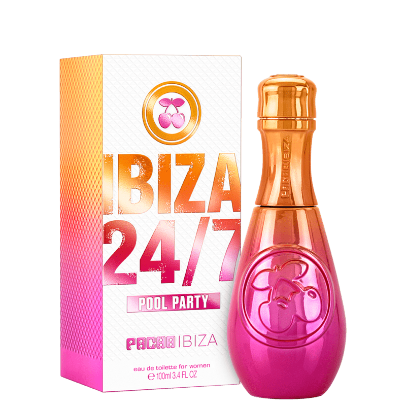 Ibiza 24/7 Pool Party For Her Pacha Ibiza Eau De Toilette